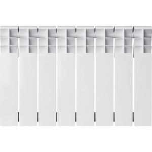 Радиатор биметаллический Oasis BM 350/80 8 секции (4670004376164) oasis vg 80 l