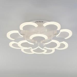 Потолочный светодиодный светильник Eurosvet Geisha 90159/12 белый