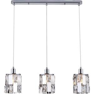 цена на Подвесной светильник Eurosvet Scoppio 50101/3 хром
