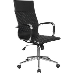Кресло Riva Chair RCH 6016-1 S черный (Q-01)