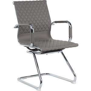 Кресло Riva Chair RCH 6016-3 серый (Q-02)