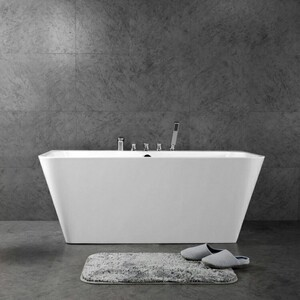 Акриловая ванна BelBagno 150x74 (BB19-1500-750)