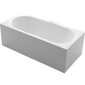 Акриловая ванна BelBagno 170x80 слив-перелив хром (BB78-1700)