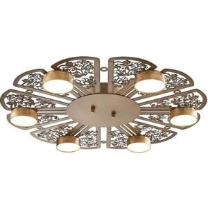 Потолочная светодиодная люстра Favourite 2604-6C потолочная люстра аврора лагуна 10023 6c