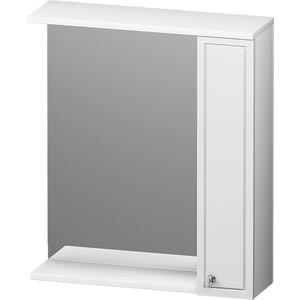 Зеркальный шкаф RedBlu by Damixa Palace One 65 правый, белый глянец (M41MPR0651WG)