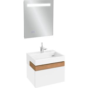 Мебель для ванной Jacob Delafon Terrace 60 белый блестящий фото
