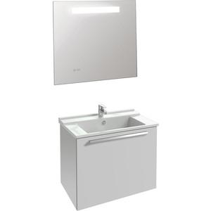 Мебель для ванной Jacob Delafon Struktura 80 белый, 1 ящик