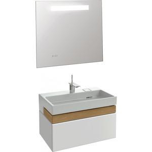 Мебель для ванной Jacob Delafon Terrace 80 белый блестящий фото