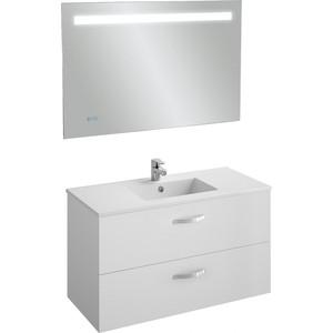 Мебель для ванной Jacob Delafon Ola 100 белый блестящий фото