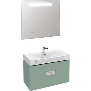 Мебель для ванной Jacob Delafon Reve 80 оливковый
