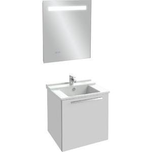 Мебель для ванной Jacob Delafon Struktura 60 белый, 1 ящик