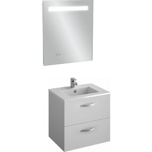 Мебель для ванной Jacob Delafon Ola 60 белый блестящий фото