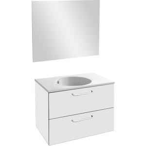Мебель для ванной Jacob Delafon Odeon Rive Gauche 80 белый