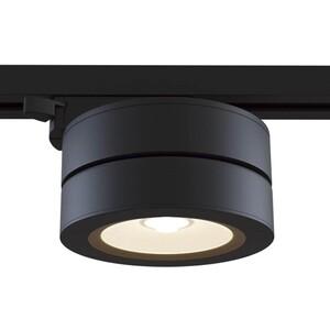 Трековый светодиодный светильник Maytoni TR006-1-12W3K-B трековый светодиодный светильник donolux dl18931 30w b 4000k
