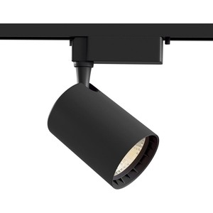 Трековый светодиодный светильник Maytoni TR003-1-30W3K-B трековый светодиодный светильник donolux dl18931 30w b 4000k