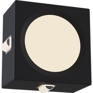 Уличный настенный светодиодный светильник Maytoni O012WL-L10B