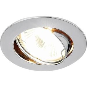 Встраиваемый светильник Ambrella light 104S CH bfgoodrich all terrain t a ko2 lt30 9 5 r15 104s 245 80 r15 104s