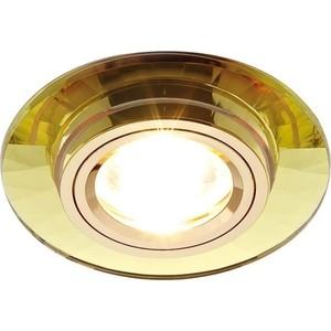Встраиваемый светильник Ambrella light 8160 Gold