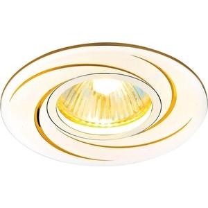 цена на Встраиваемый светильник Ambrella light A506 AL/G