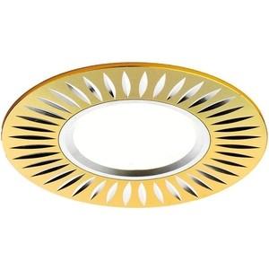 Встраиваемый светильник Ambrella light A507 GD/AL
