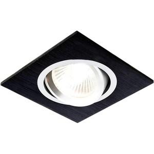Встраиваемый светильник Ambrella light A601 BK цена и фото