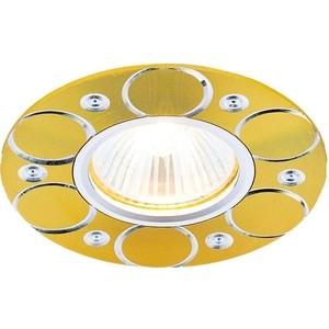 цена на Встраиваемый светильник Ambrella light A808 AL/G