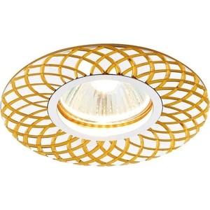 цена на Встраиваемый светильник Ambrella light A815 AL/G