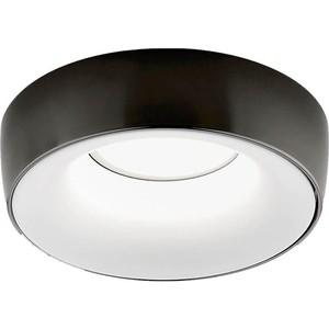 Встраиваемый светильник Ambrella light A890 BK/WH цена и фото