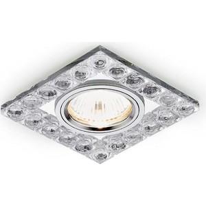 Встраиваемый светильник Ambrella light K123 CH