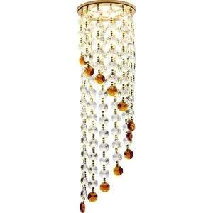 Встраиваемый светильник Ambrella light K3440 CL/BR/G