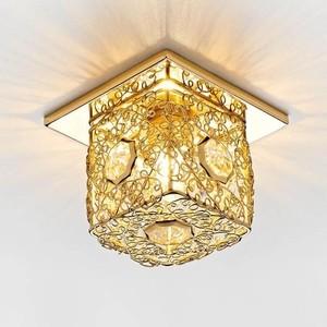 Встраиваемый светильник Ambrella light D1003 G/CL