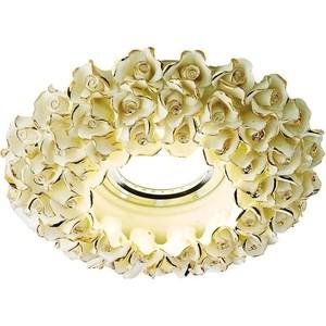 Встраиваемый светильник Ambrella light D5505 W/G