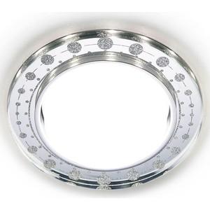 цена на Встраиваемый светильник Ambrella light G244 CH/SL/WH