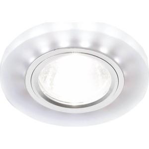 Встраиваемый светодиодный светильник Ambrella light S214 WH/CH/WH