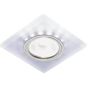Встраиваемый светодиодный светильник Ambrella light S215 W/CH/WH встраиваемый светодиодный светильник ambrella light s305 ch w