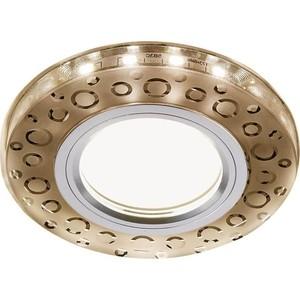 Встраиваемый светодиодный светильник Ambrella light S218 WH/CH/WA
