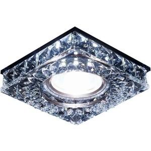Встраиваемый светодиодный светильник Ambrella light S251 BK