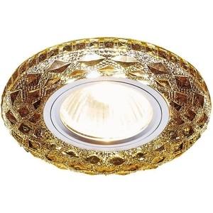 Встраиваемый светодиодный светильник Ambrella light S288 BK цена и фото