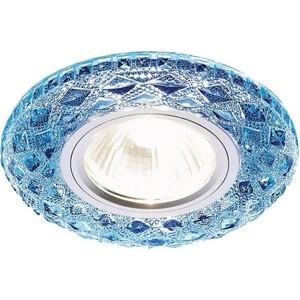 Встраиваемый светодиодный светильник Ambrella light S288 BL