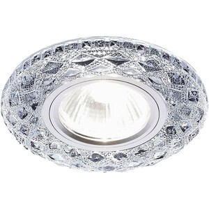 Встраиваемый светодиодный светильник Ambrella light S288 CH