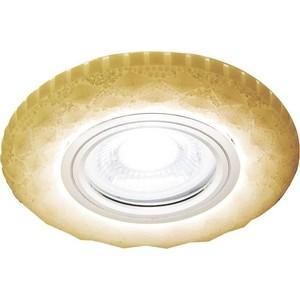 Встраиваемый светодиодный светильник Ambrella light S288 W