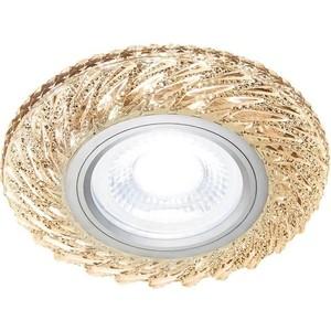 Встраиваемый светодиодный светильник Ambrella light S295 CH/WR