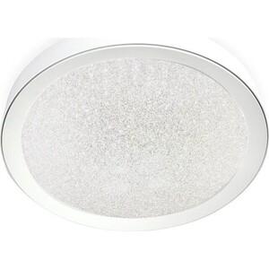 Потолочный светодиодный светильник Ambrella light FS1212 WH/WH 64W+23W D500