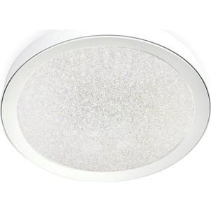 Потолочный светодиодный светильник Ambrella light FS1214 WH/WH 96W+31W D650
