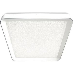 Потолочный светодиодный светильник Ambrella light FS1218 WH/WH 112W+36W D650*650