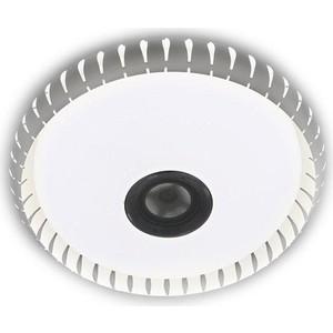 Потолочный светодиодный светильник Ambrella light F787 WH 72W D500