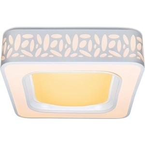 Потолочный светодиодный светильник Ambrella light F214 WH 144W D565