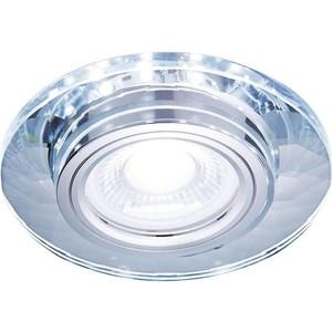 Встраиваемый светодиодный светильник Ambrella light S211 CL/WH