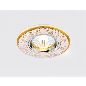 Встраиваемый светильник Ambrella light D5530 W/YL