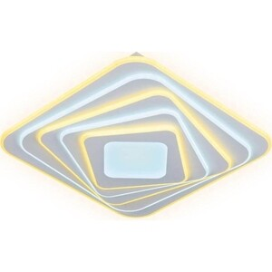 Потолочный светодиодный светильник Ambrella light FA816 потолочный светодиодный светильник spot light 4723002